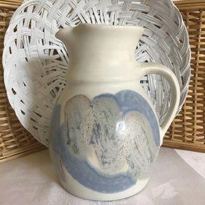 Ceramic Pottery Pitcher